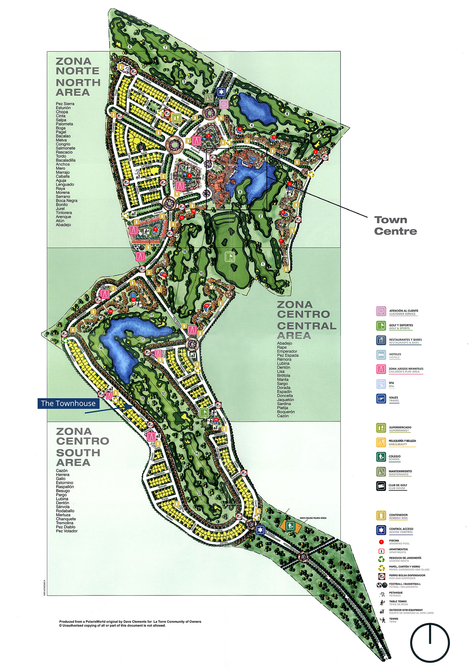 Map Of Spain Showing Murcia.La Torre Golf Resort Murcia Spain Family And Golfing Holidays